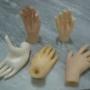 Reforma manequins venda de mãos para manequins 11 96015-3243