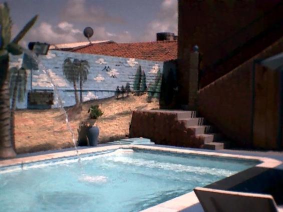Area lazer - piscina