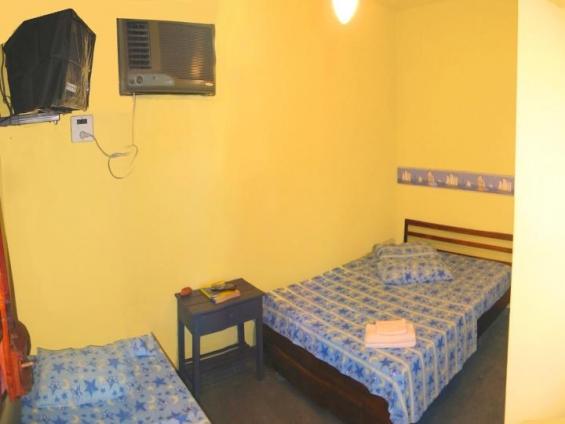 Acomodações - suite completa
