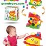 Activity House Brinquedo Didático Calesita