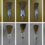 Escovas de aço rotativas