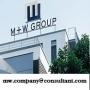 os novos funcionários necessário para trabalhar na empresa m+w.