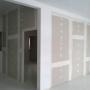 Divisória drywall (gesso).