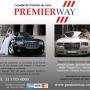 Aluguel de Carros Executivos e de Luxo com Chofer