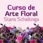 Curso de Arte Floral Stans Scheltinga
