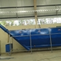 tanque para lavagem de material pet WG