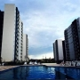 Jd Conquista - Apartamentos 64 m² na planta entrega com piso