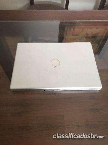 Tenho para venda computador macbook a1150 em perfeito funcionamento oportunidade