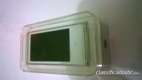 Tenho para venda urgente ipod nano branco pouco usado 7 geraçao !!!
