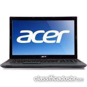 """Excelente preço 665* notebook acer aspire 5250-bz480, amd dual core 1.0ghz, 4gb, hd 250gb, tela 15.6"""", te bom negocio"""