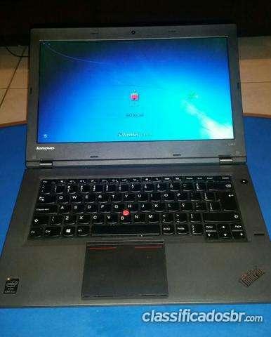 Tenho para venda como novo notebook lenovo thinkpad l440 bom negocio