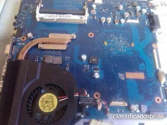 Preço barato placa mae notebook samsung rv415 funcionando perfeito excelente oferta