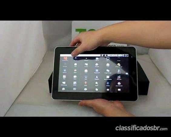 Tenho para venda urgente tablet foston rosa android 4.0 ,3d, full hd 1080,na caixa novo promoçao