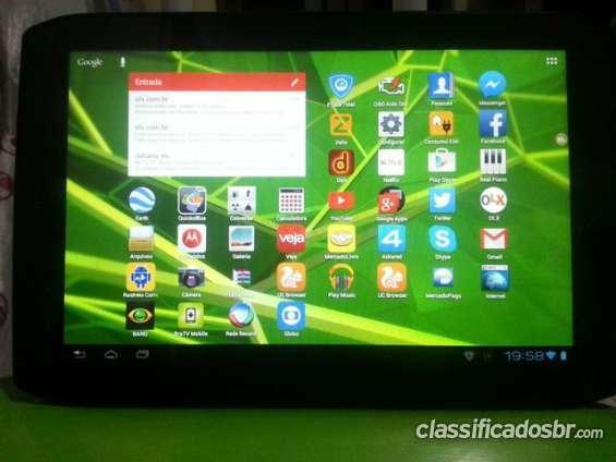 Tenho para venda urgente tablet motorola xoom hd 32g semi novo