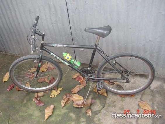 Atenção! bicicleta aro 26 na caixa.