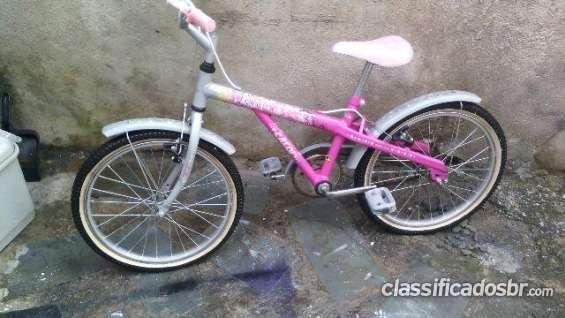 Excelente oferta bicicleta caloi aro 20 semi nova sem uso!!