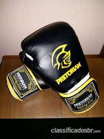 Vendas oferta viagem luvas de boxe pretorian 14 oz urgente