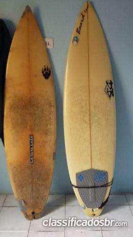 Condição excelente prancha de surf roupa termico sem uso!!