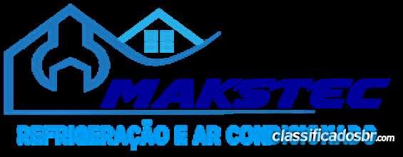 Makstec refrigeração e ar condicionado