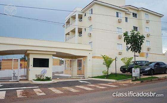Apartamento, 2 quartos, condomínio villaggio dos ipês, cuiabá - mt