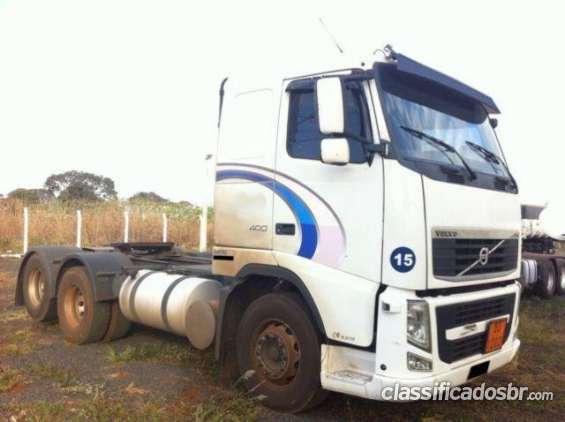 Excelente oferta caminhão volvo fh400 6x2 unico dono sem ar condicionado ano 2010/ - 2010 oportunidade