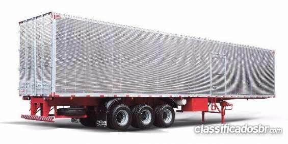 Estou vendendo carreta bau 0km kit painel de aluminio para semi reboque - 2015 você pode verificar agora