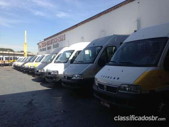 Tenho para venda fiat ducato 0km 2016 20 lugares a pronto entrega - 2015 promoçao