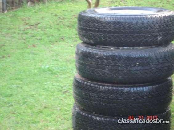 Disfrutar pneus aro 16 pol oportunidad