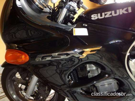 Excelente preço suzuki gsx f 750 raridade - 2004 excelente oferta