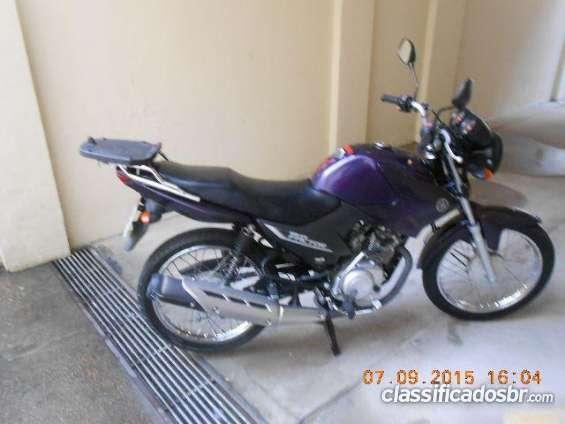 Estou vendendo a um bom preço yamaha ybr factor k 2011 nova