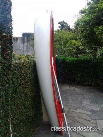 Fotos de Excelente oferta barco de fibra sem motor urgentemente 3