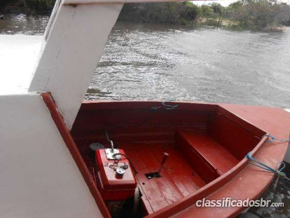 Fotos de Excelente estado barco de fibra urgentemente 3