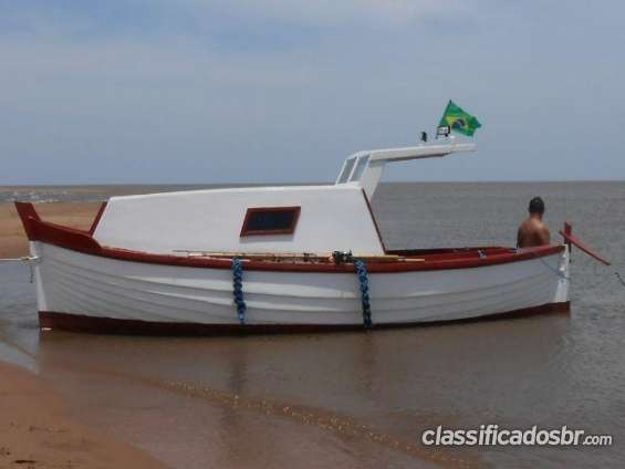 Fotos de Excelente estado barco de fibra urgentemente 2