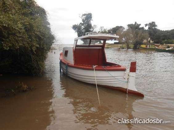 Fotos de Excelente estado barco de fibra urgentemente 5