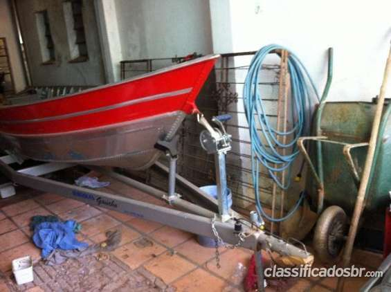 Fotos de Buen precio barco semi novo excelente oferta 2