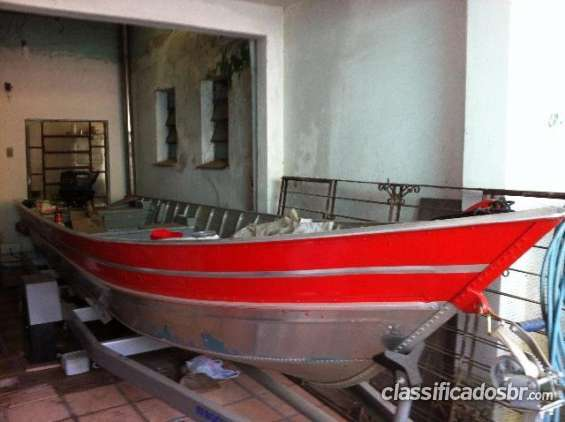 Buen precio barco semi novo excelente oferta