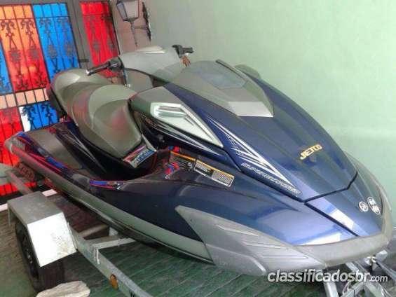 Tengo a la venta !!! jet ski fx cruiser sho 2011 bom negocio