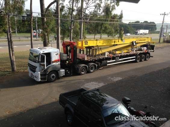 Transportes especiais sorocaba e região