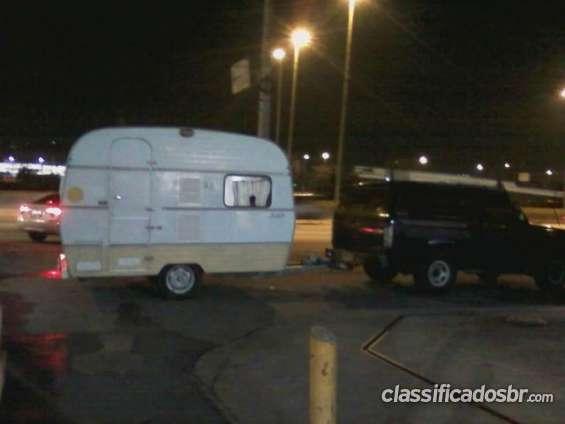 Urgente! trailer turismo karmanguia kc330 para quatro pessoas en perfecto estado