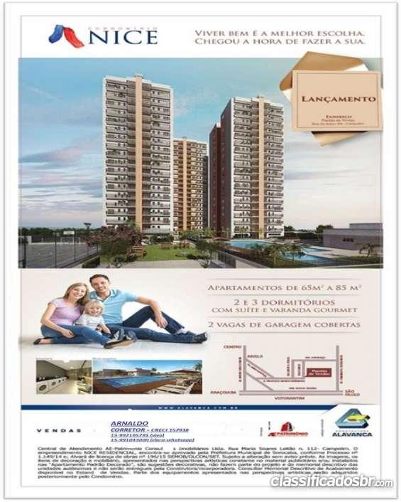 Fotos de Apartamentos de 2 e 3 dormitórios c/ suite 2 vg varanda gourmet 1