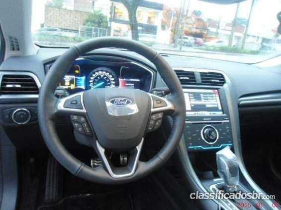 Ford fusion 2015 np completo