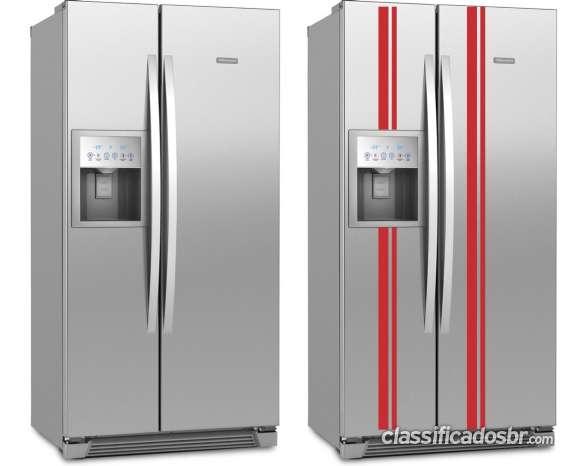 Refrigeração em geral conserto e reforma e etc...