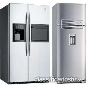 Refrigeracao conserto e reforma de geladeira etc...