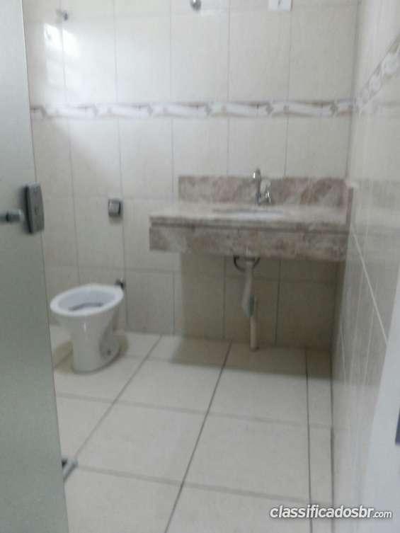 Banheiro do suite