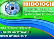 Iridologia - Tratamento Natural