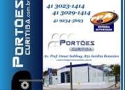 Automatizadores Portões Curitiba Instalação e Manutenção