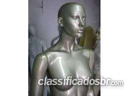 Manequins reforma e pintura 11 98188-9722