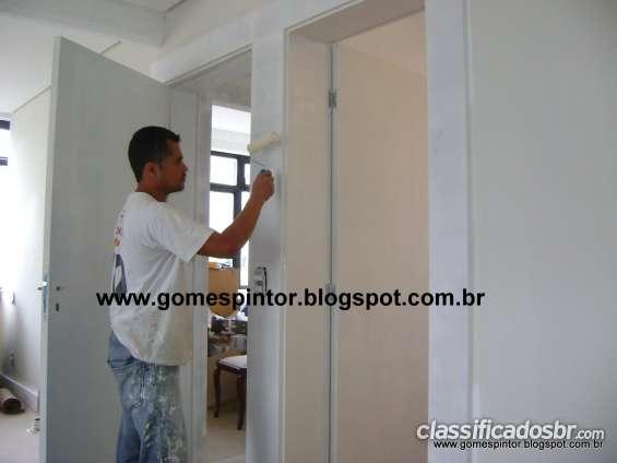 Pintor residencial e apartamentos preço justo