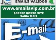 Lista de Emails Validos Para Email Marketing