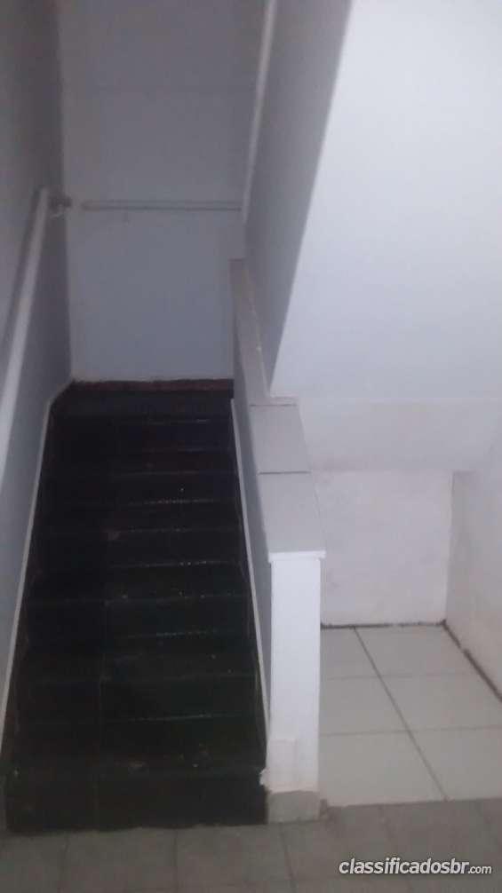 Escada do sobrado